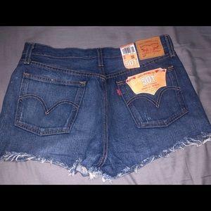 501 Levi's Shorts!